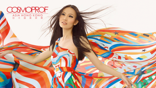 Parfex present at the Cosmoprof in Hong Kong